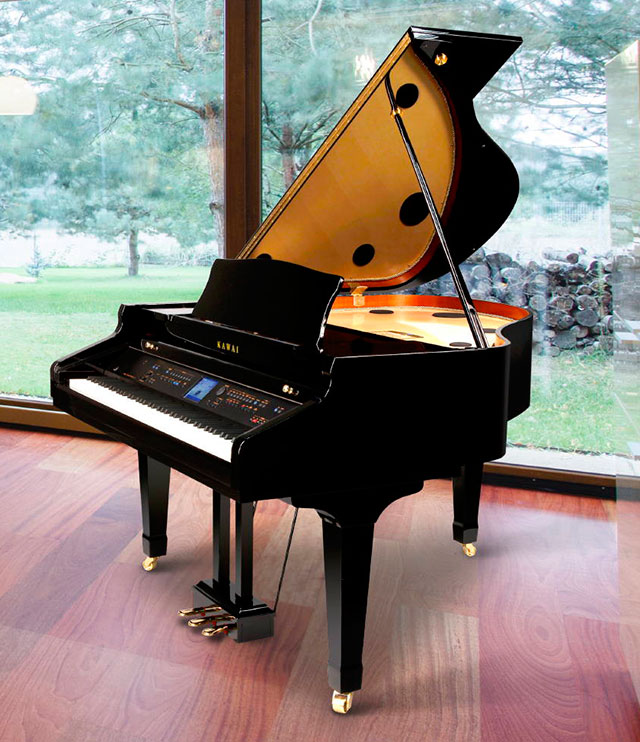 Kawai digital grand piano