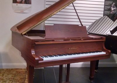 Kawai KG 1 Walnut Satin Baby Grand Piano $7999